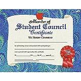 CERTIFICATES STUDENT COUNCIL 30/PK