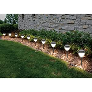 Solar garden lights amazon
