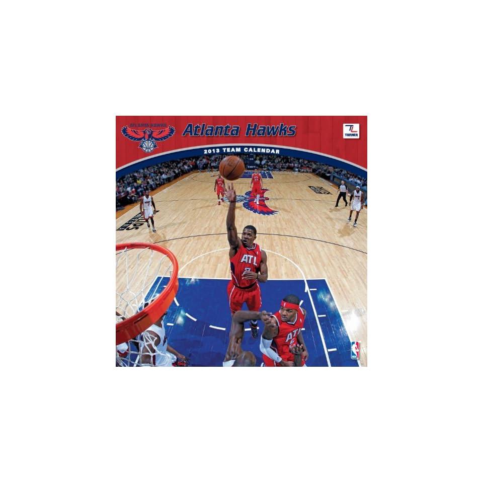 Atlanta Hawks Nba 2013 Team Calendar