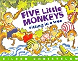 Five Little Monkeys Sitting in a Tree (Five Little Monkeys Board Bk)