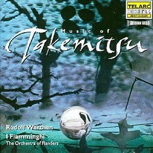 Music of Takemitsu: Music for Films