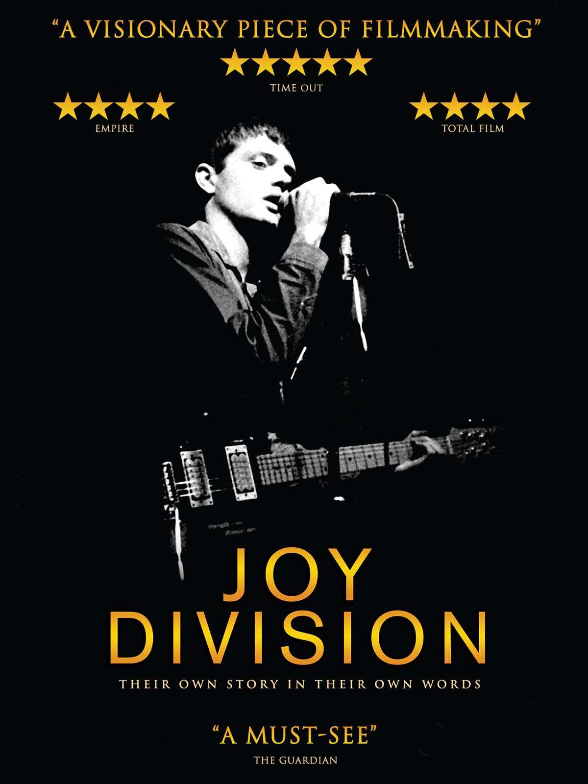 Joy Division on Amazon Prime Video UK