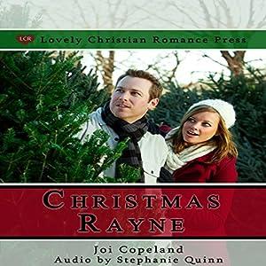 Christmas Rayne Audiobook