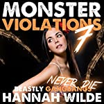 Monster Violations 7: Beastly Gangbangs Never Die: Violated by Monsters | Hannah Wilde