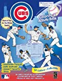 Cubs Coloring and Activity Book