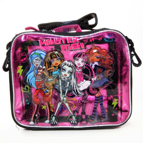 Accessory Innovations Monster High Lunch Bag - 1