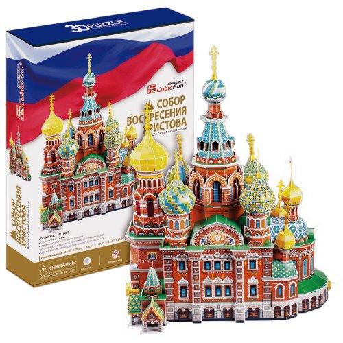 3D立体パズル スパース・ナ・クラヴィー教会