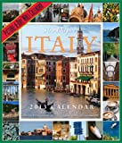 365 Days in Italy 2013 Wall Calendar (0761167234) by Schultz, Patricia
