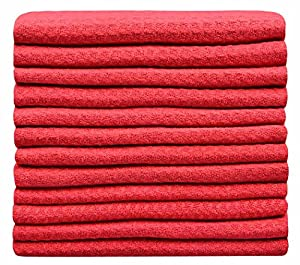 Sinland Microfiber Waffle Weave Dish Cloths Household Kitchen Cleaning Cloth Wiping Cloth 13Inchx13Inch