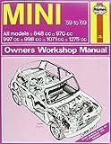 img - for Mini Owners Workshop Manual: 1959-1969 (Haynes Service and Repair Manuals) book / textbook / text book