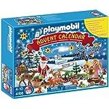 Playmobil 4166 Advent Calendar Forest Winter Wonderland