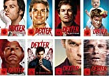 Dexter - Staffel 1-8 (34 DVDs)