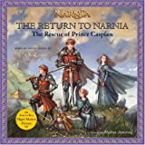 The Return to Narnia: The Rescue of Prince Caspian (0061131105) by C. S. Lewis
