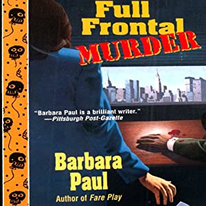 Full Frontal Murder: Marian Larch, Book 7 | [Barbara Paul]
