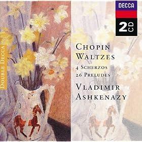 Chopin: Waltz No.8 in A flat, Op.64 No.3