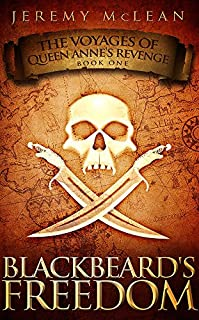Blackbeard's Freedom by Jeremy McLean ebook deal
