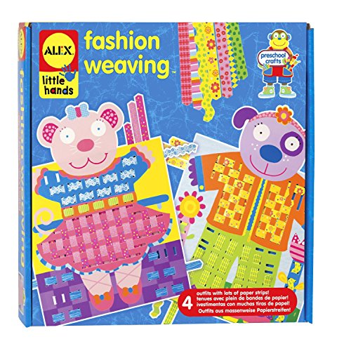 ALEX Toys Little Hands Fashion Weaving