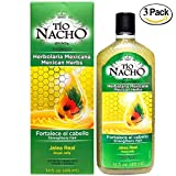 Tio Nacho Mexican Herbs Shampoo Pack of 3