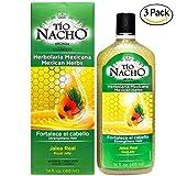 Tio Nacho Mexican Herbs Shampoo Pack of 3