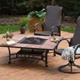 Red-Ember-Wheatland-50-in-Outdoor-Square-Tile-Convertible-Fire-Pit-Table-with-FREE-Cover