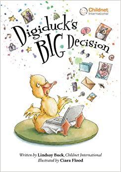 Cover of 'Digiduck's big decision'
