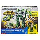 Apex Hunters Armor Breakdown Transformers Prime Beast Hunter CV Commander Figure