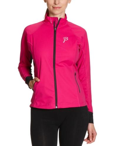 Bjorn Daehlie W Light Olympic Jacket Veste de ski femme Fuchsia/Noir FR : L (Taille Fabricant�: L)<br />