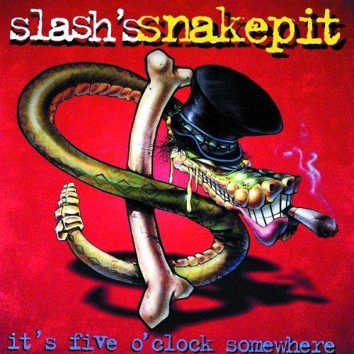 It's Five O'Clock Somewhere by Slash's Snakepit (1995) Audio CD