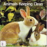 ANIMALS KEEPING CLEAN (Animal Photo Essays) (0394822617) by Burton, Jane