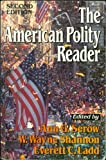 img - for The American Polity Reader book / textbook / text book