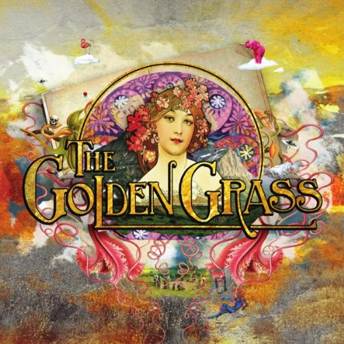 The Golden Grass Cover
