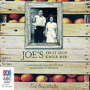 Joe's Fruit Shop & Milk Bar Audiobook