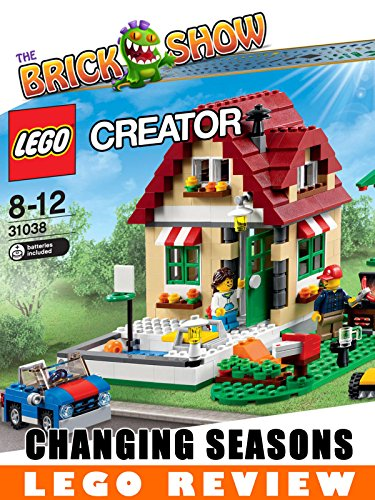 LEGO Creator Changing Seasons 31038 Review