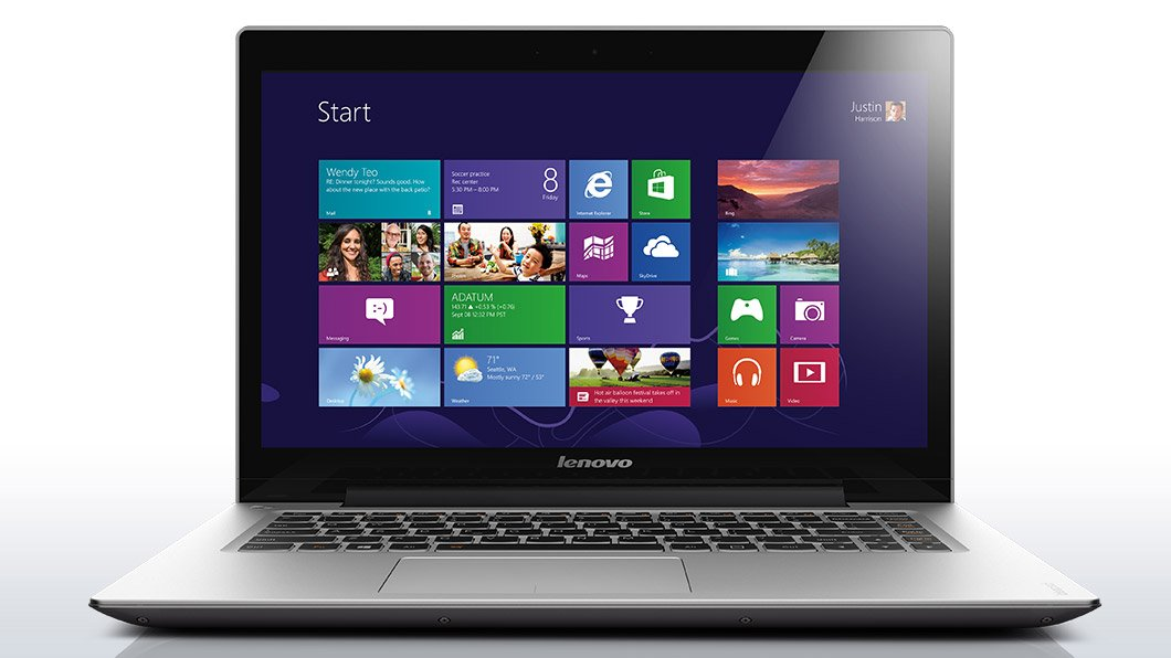 Lenovo 59399722 IdeaPad U430 Touch Ultrabook 14-Inch Touch-Screen Laptop