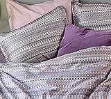 幾何ラインデザイン羽毛布団キルトカバーCool Modern Geo Printコットン寝具セットストライプOmbreマルチカラーパープルブルーグリーントープMinimalist Pattern キング