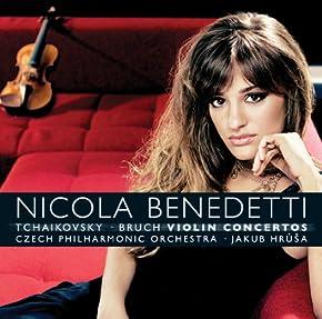 Image of Nicola Benedetti