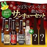 【世界が認めた新潟の地ビール】【福袋・クリスマス・年末】世界一のビールを含むスワンレイクビールを飲み比べ 10本詰め合せセット 人気限定ビール2本入り パーティセット福袋