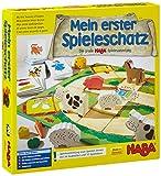 Haba Mein erster Spieleschat z- Die große HABA-Spielesammlung