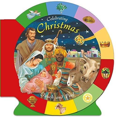 Celebrating Christmas Touch and Feel [Catholic Book Publishing Corp] (Tapa Dura)