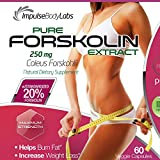 Forskolin Natural Organic Herbal Weight Loss Supplement for Women. Fat Burning Appetite Suppressant and Metabolic Booster. May double weight loss when used with diet and exercise. Highest Quality American Made Product for Weight Loss. 30 day supply 60 veggie capsules 250mg over 0.5 Oz. TRY IT FOR 30 DAYS. Unconditional 30 DAY Guarantee. INCREDIBLE SALE TODAY ONLY! BUY NOW!