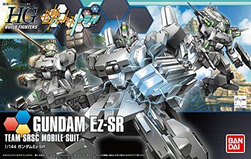 HGBF 1/144ガンダム Ez-SR (ガンダムビルドファイターズトライ)