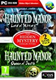 Haunted Manor 1 and 2 - The Hidden Mystery Collectives (PC DVD)