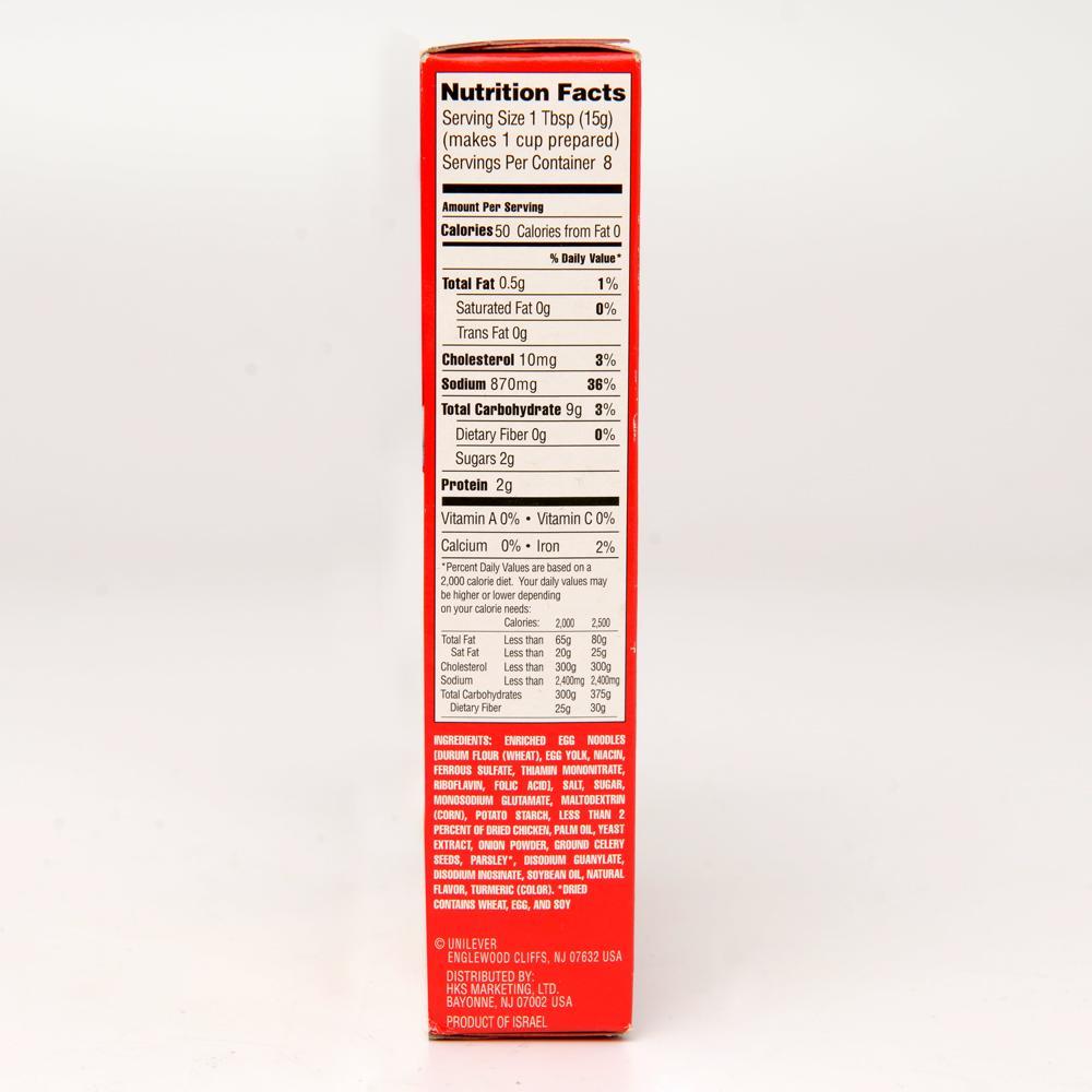 Amazon.com : Lipton Kosher Soup Secrets Noodle Soup, 4.09-Ounce (Pack