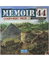 Asmodee - MEM19 - Jeu de Société - Equipment Pack - Mémoire 44