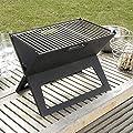 Hotspot Fire Sense Hotspot Notebook Portable Grill from Well Traveled Living