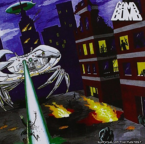 Survival of the Fastest By Gama Bomb (2012-05-18)