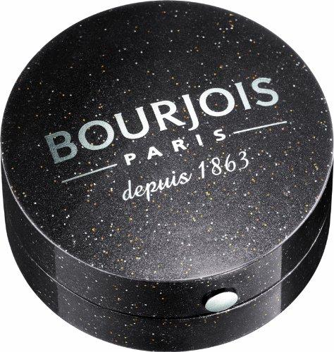 Bourjois, Ombretto, in cofanetto rotondo, N. 92, Gris Pailettes