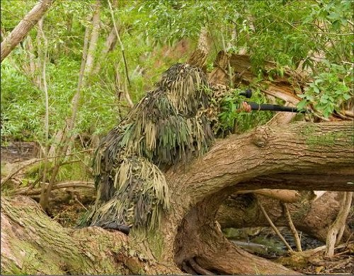 CamoSystems Jackal Ghillie Suit Killer Kamo