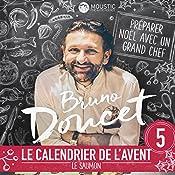 Le saumon (Calendrier de l'Avent de Bruno Doucet 5) | Bruno Doucet