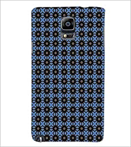 PrintDhaba Pattern D-5171 Back Case Cover for SAMSUNG GALAXY NOTE 3 (Multi-Coloured)